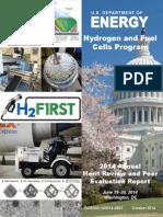 Reporte Estados Unidos produccion hidrogeno