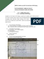Lawatan PPG MATEMATIK Ambilan Jun 2011 Ke Unit Sukan JPN Pahang