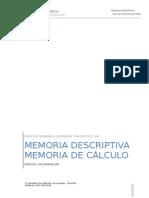 MEMORIA ESTRUCTURAS SAN MIGUEL.doc
