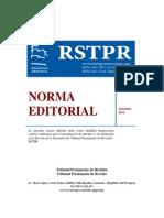 Norma Editorial Es