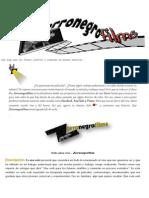 Texto Promocional – Zorronegrofilms.