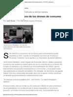 El Pionero Mexicano de Los Drones de Consumo - 13.04.2015 - Lanacion