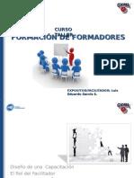 Formacion de Formadores IPAE - PGM - MAYO 2011