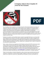 Avast Es Acusado De Emplear Adware Para Compilar El Historial De Navegacion De Sus Usuarios
