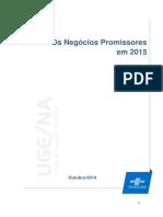 Cenário Econômico 2015 - Tendências - SEBRAE