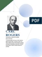 Carl Rogers Teorias Educativas