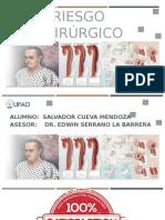 Riesgo Quirúrgico