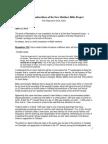 Report on Revelation, April 2015