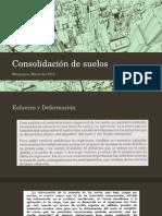 Clase 2 Consolidación de Suelos II