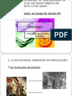 Aula de Fundamentos de Sociologia
