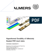 2015_Mohsen Heshmati_Hygrothermal Durability of Adhesively Bonded FRP_Steel Joints