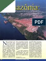 7 - Amazonia - A Disputa Pelo Territorio