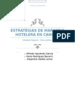 Estratégias de Marketig Hotelera en Cancún