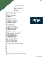 Stiener et al v. Apple, Inc. et al - Document No. 73