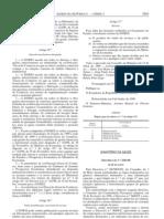 Alimentacao Especial - Legislacao Portuguesa - 1999/06 - DL nº 226 - QUALI.PT