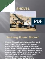 Power Shovel Persentasi