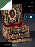 Catálogo Las artes del Nuevo Mundo