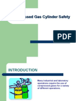 Cylinders safety