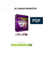 eBook Mikrotik