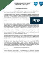 La Discriminación en El Peru 1° Parafrasear hasta el p18