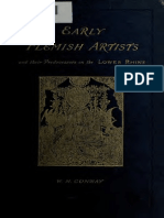 William Conway, The Early Flemish Painters and Its Predecessors
