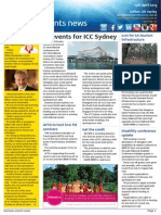 Business Events News for Wed 15 Apr 2015 - 23 events for ICC Sydney, $2m for SA tourism infrastructure, BE Sydney to unveil research, Best practice MoU for Singapore, Japan, and much more