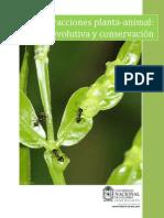 Interaccion Herbivoria