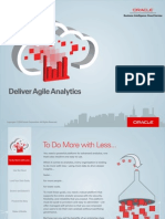 Oracle Business Intelligence Cloud Service Agile