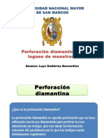 Perforacion Diamantina