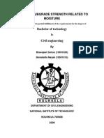 CBR REPORT
