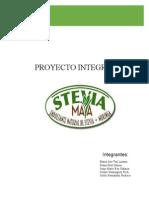 Stevia Maya Proyecto Integrador