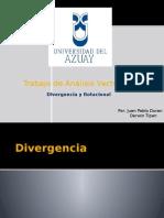 Análisis Vectorial