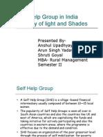 Presentation on Self Help Groups - RPA