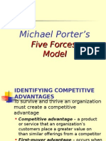 Michael Porter 5 Forces