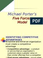 Michael Porter 5 Forces
