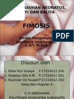 fimosis balita bayi