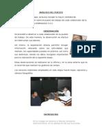 Analisis de Puesto a Nivel Ejecutivo o de Empresa