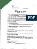 Aclaratorio de La Res. 0213 Sobre Concursos - Circular 04 10