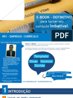 E Book Guia Definitivo Para Tornar Seu Curriculo Imbativel