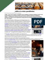 Telephonie Mobile Et Vraies Pandemies 04-01-2010