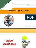 Investigación Accidentes