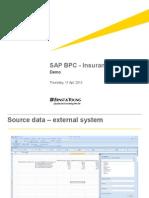 SAP BPC Presentation