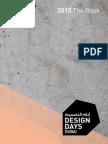 The Book - Design Days Dubai 2015