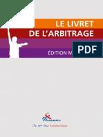 FFHB-CCA-LivretArbitrage-Mars2014.pdf