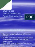 Donna Dubinsky & Apple
