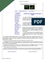 Mantenimiento, Correa Distribución