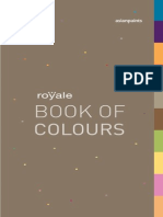 Asian Paints Colours