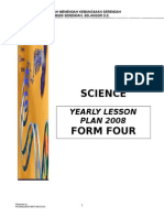 YEARLY LESSON PLAN 2008  FORM 4 by madznah.doc
