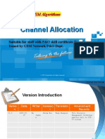 The Secretes of GSM Algorithms-Channel AllocationV1.0