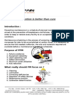 PPM Importance